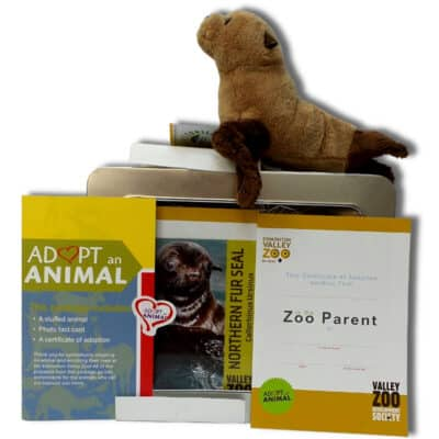 $75 Adopt An Animal Package: Harbour Seal
