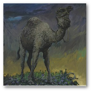 Lewis Lavoie Art: Hope Camel