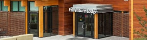 Entry & Wander: EdVenture Lodge