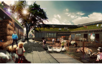 Working Together to Build the Edmonton Valley Zoo
