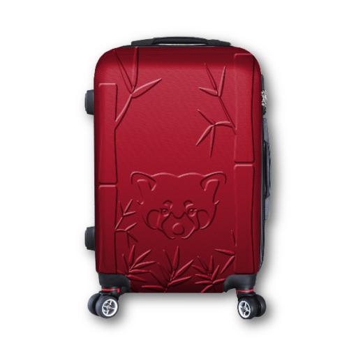 Red Panda Luggage