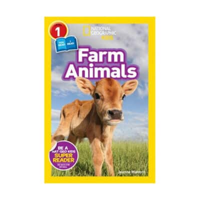 National Geographic Reader: Farm Animals