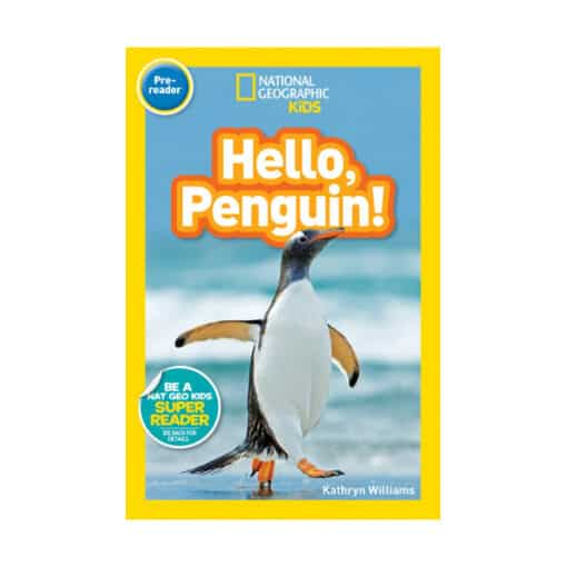 National Geographic Reader: Hello, Penguin!