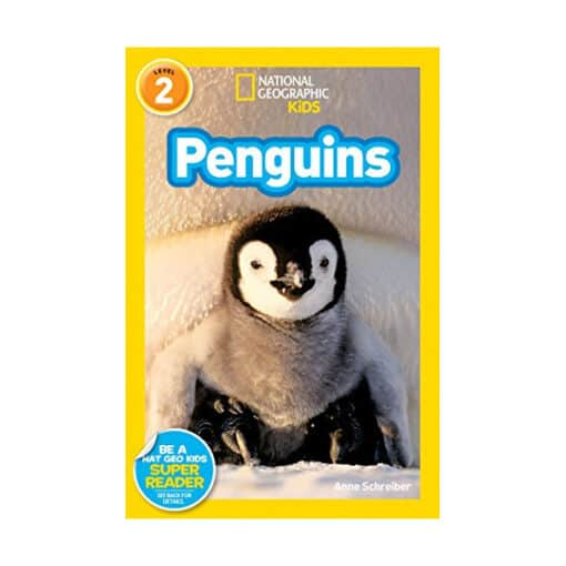 National Geographic Reader: Penguins