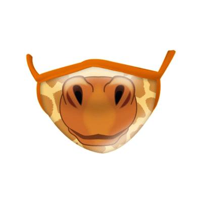 Wild Republic Kid's Face Masks: Giraffe