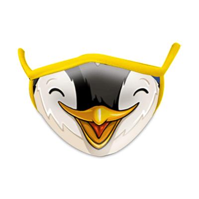 Wild Republic Kid's Face Masks: Penguin