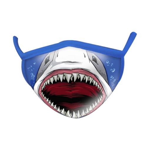 Wild Republic Kid's Fask Masks: Shark