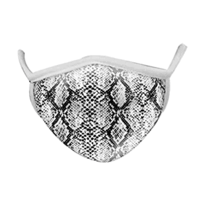 Wild Republic Kid's Face Masks: Snake Skin