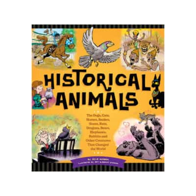 Historical Animals Book