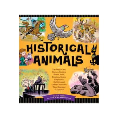Historical Animals Book
