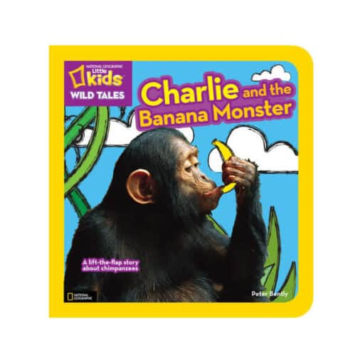 Charlie and the Banana Monster