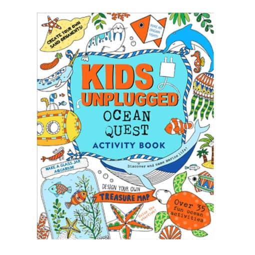 Kid's Unplugged, Ocean Quest