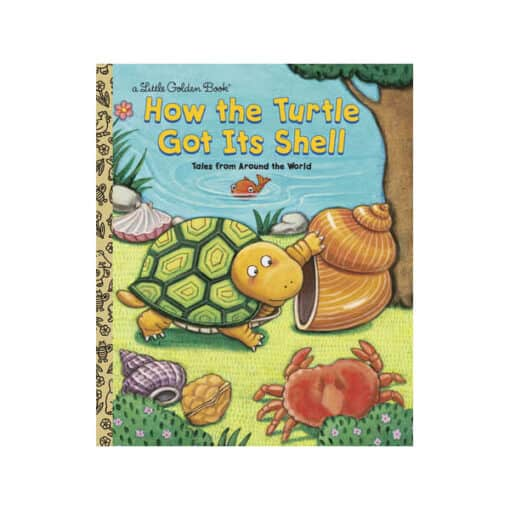 How the Turtle Got It's Shell Book