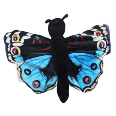 CK Huggers - Blue Pansy Butterfly