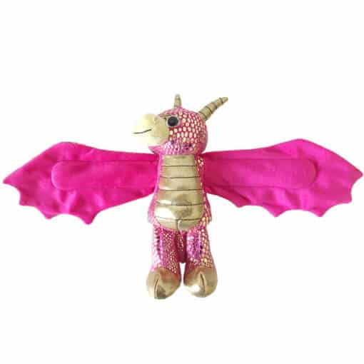 CK Huggers Pink Dragon
