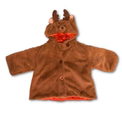 Bearington Baby Lil' Reindeer Coat