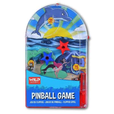 Wild Republic Dolphin Pinball Game