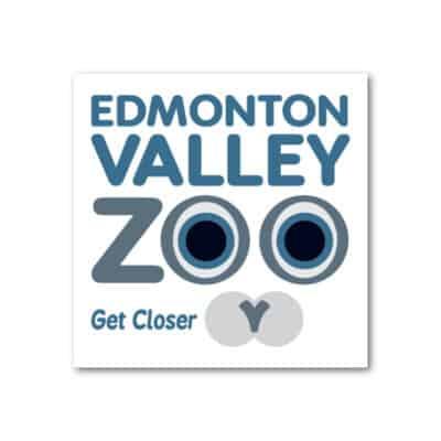 EVZ Seal Logo Magnet (Blue)