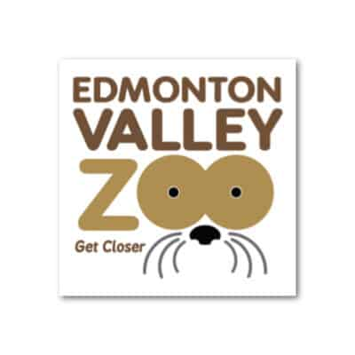 EVZ Otter Logo Magnet (Brown)