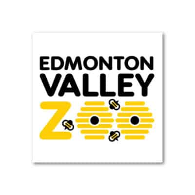 EVZ Bee Logo Magnet (Yellow)