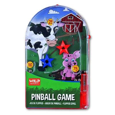 Wild Republic Farm Pinball Game