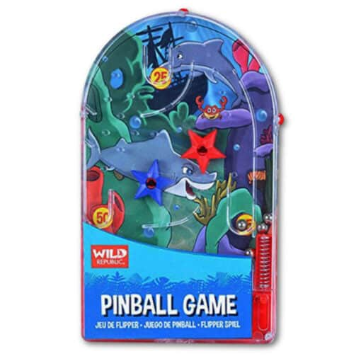 Wild Republic Shark Pinball Game