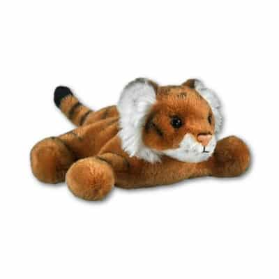 Wildlife Artists Tiger Finger Puppet