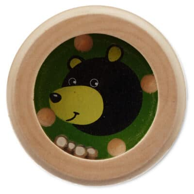 Wood Game: Bear