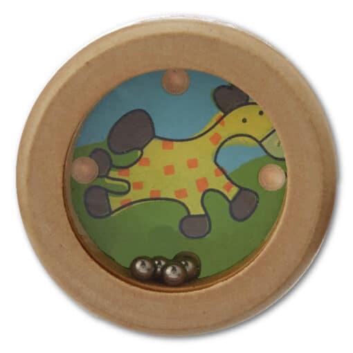 Wood Game: Giraffe