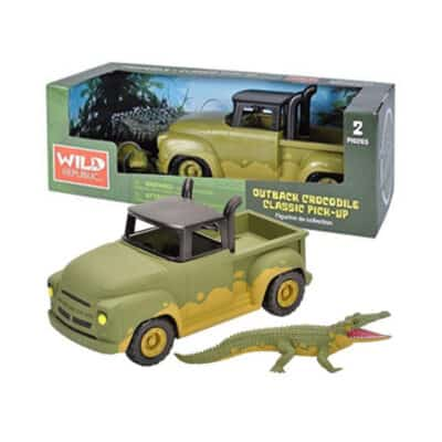 Adventure Crocodile Hot Rod