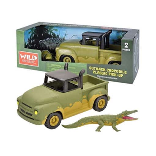 Adventure Crocodile Hot Rod