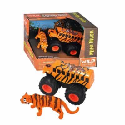 Tiger Flexi Track Truck