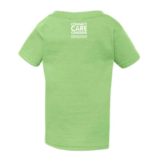Easily Distracted By Frogs Toddler T-shirt back