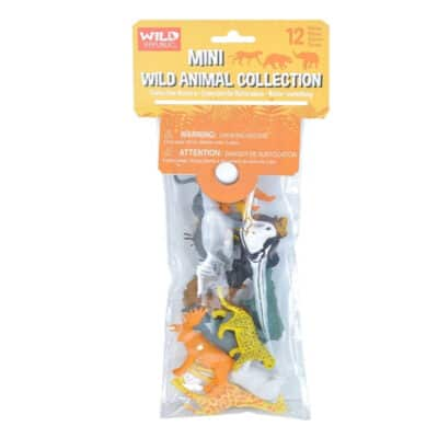 mini polybag wilderness animals