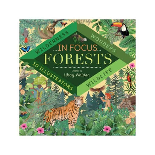 Book: In Focus Forests