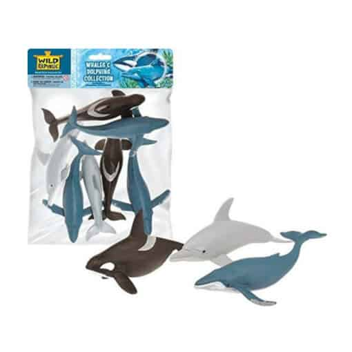 Polybag Whales and Dolphins
