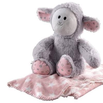 Lil Llama Buddy and Blanket